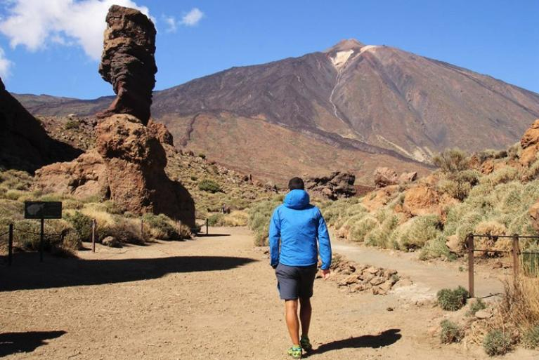 Teide walking tour