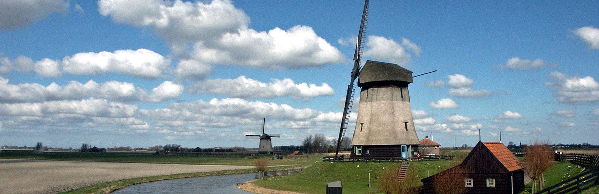 North Holland cycling tour