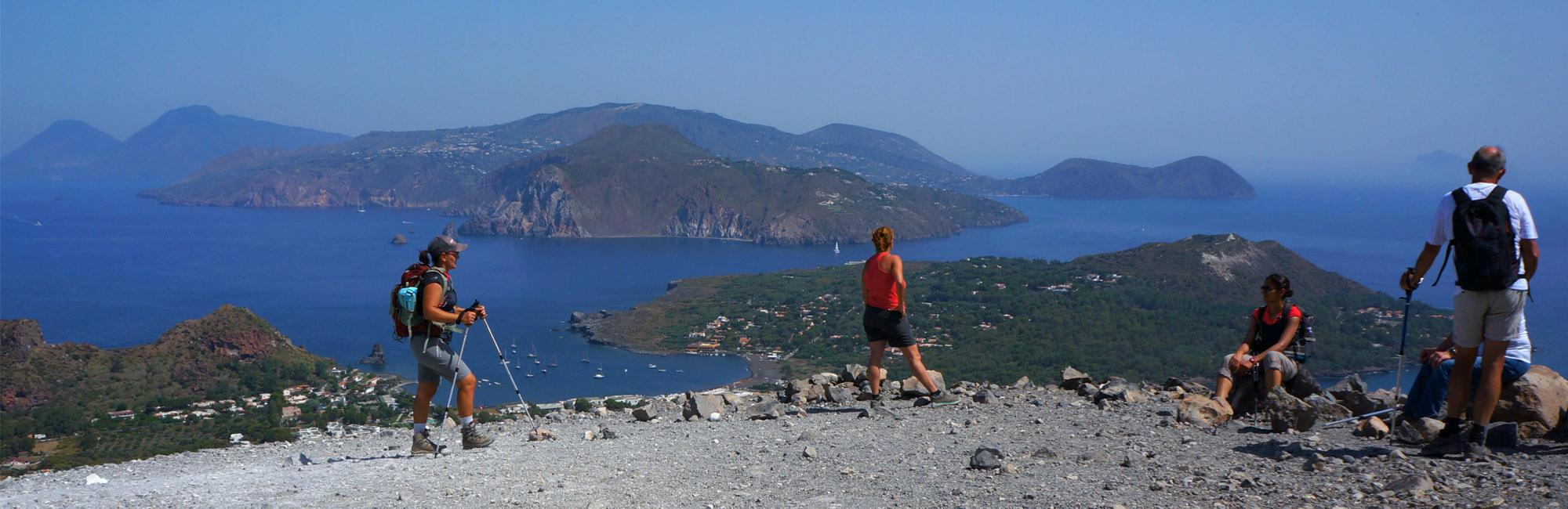 Sicily Active Volcanoes & Islands tour