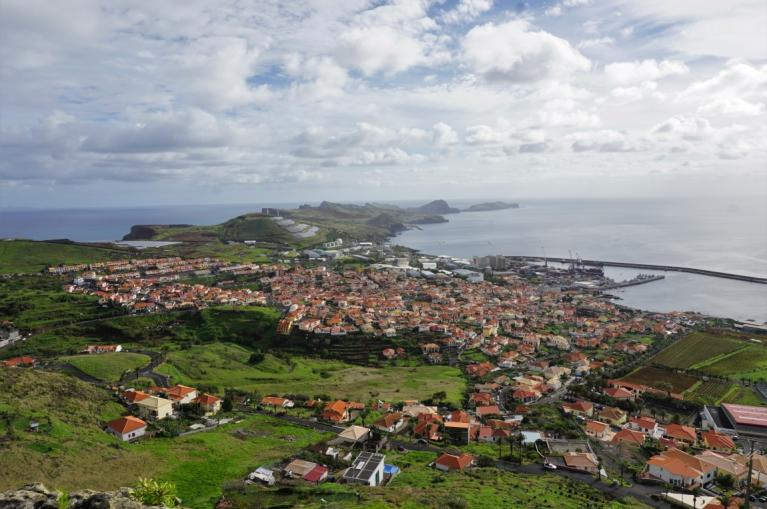 Panoramic views Madeira