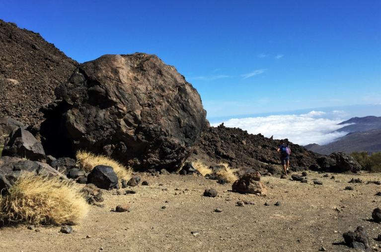 Teide route