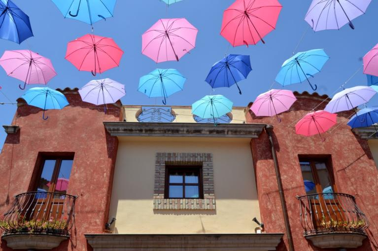 Pula umbrellas