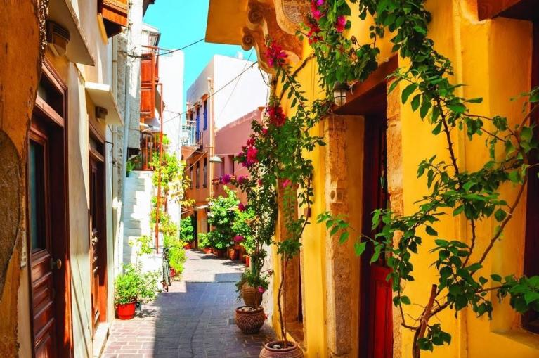 Chania downtown