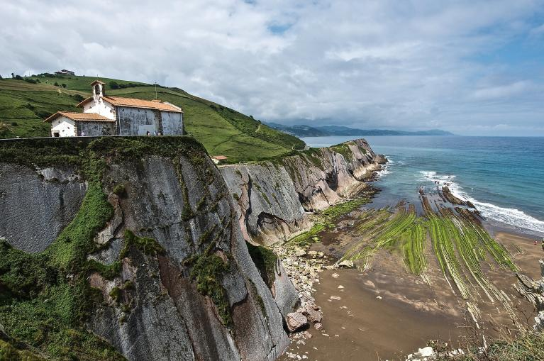 Basque coastal flysch
