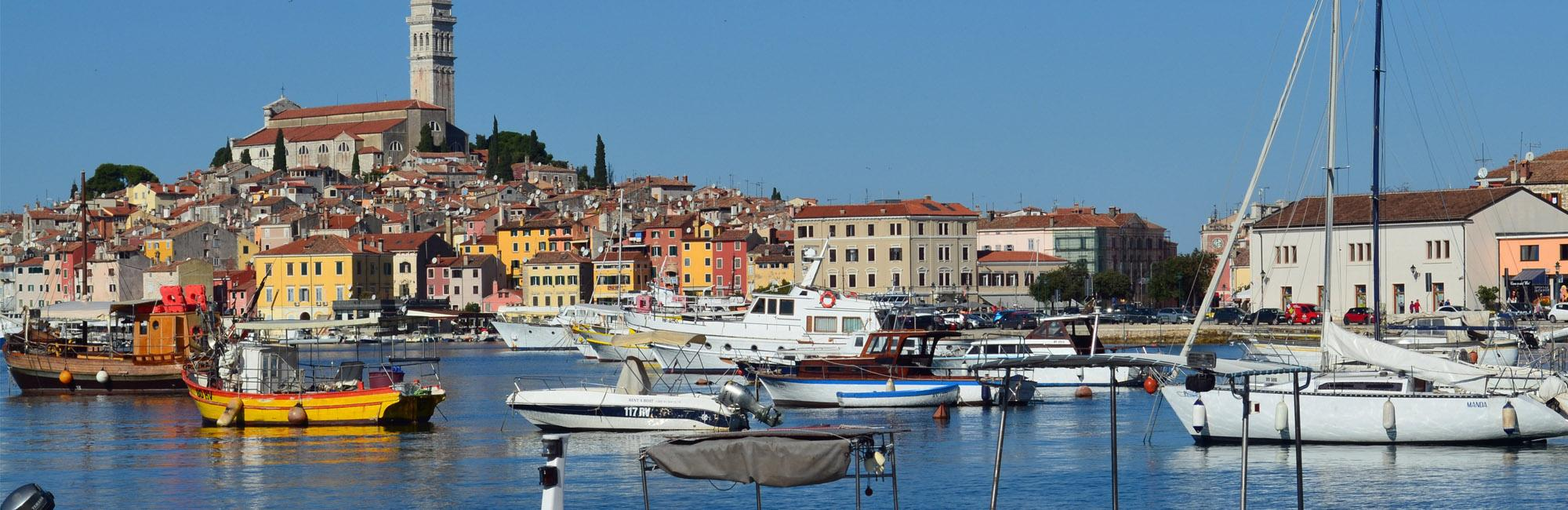 Cycling and walking holidays in Croatia