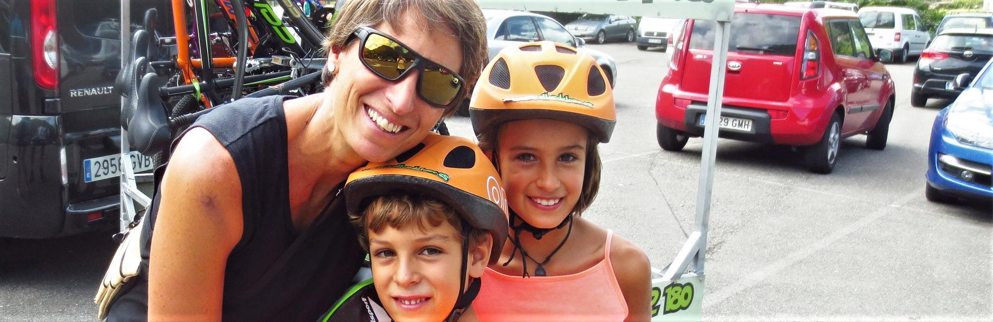 Cycling Holidays in Green Spain for families