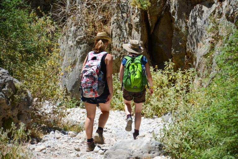 Creta walking tour
