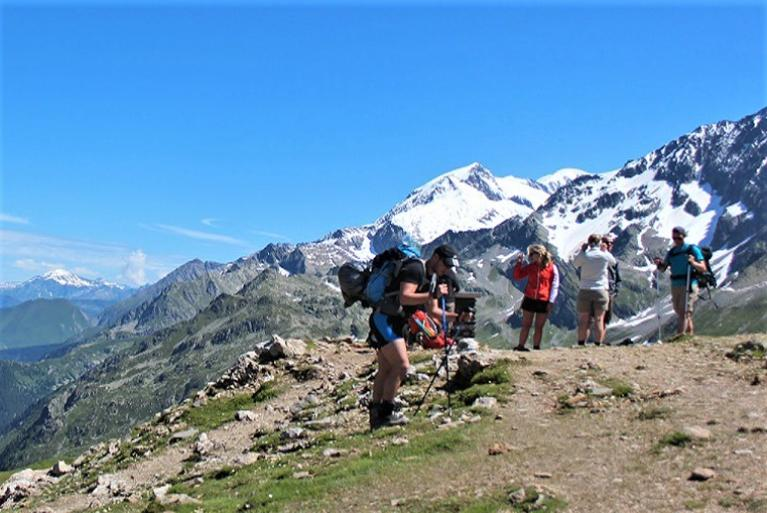 Valle D'Aosta hiking tour