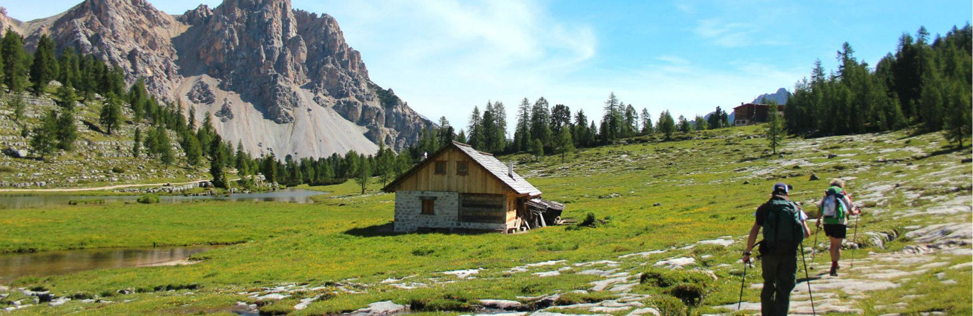 Dolomites Val Badia short break