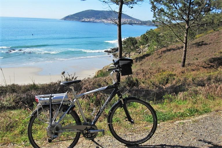Corfu cycling tour