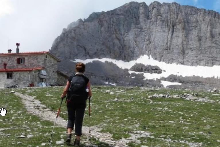Mt. Olympos trek