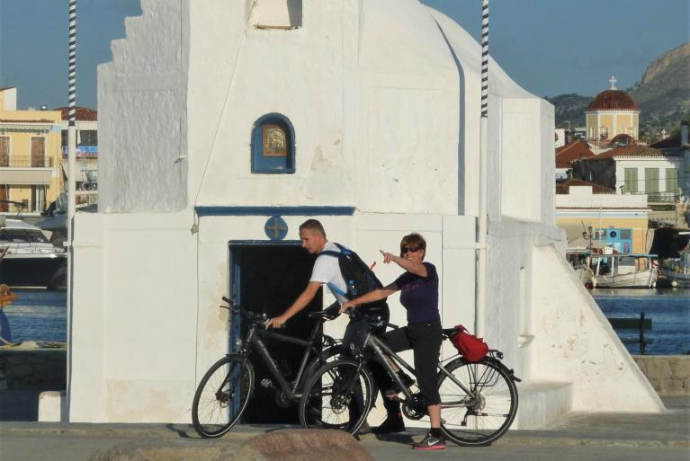 cycling holidays in Greece