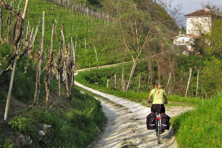 Cycling Holidays in Italy • Along the prosecco route | 7 days