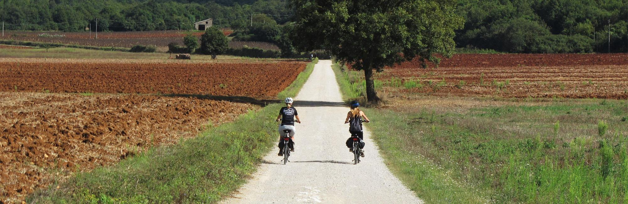 Cycling the Via Francigena