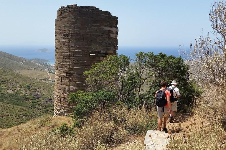 Tower of Agios Petros (Andros)