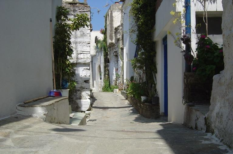 Village on Tinos