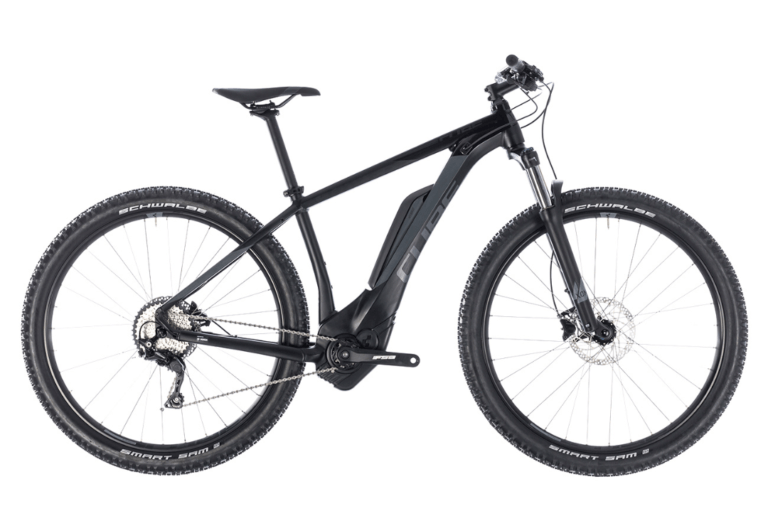 ESSB013 - Reaction Hybrid Pro 500 E-bike