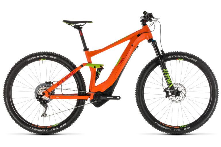 ESSB013 - Stereo Hybrid 120 Race E-bike