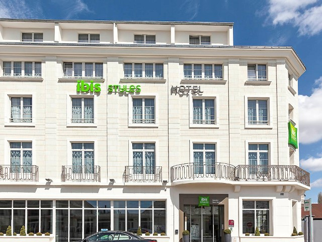 Hotel Ibis Style Gare Centre *** (Saumur)