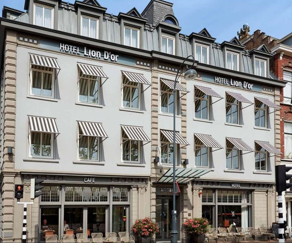 Hotel Lion d'Or**** (Haarlem)