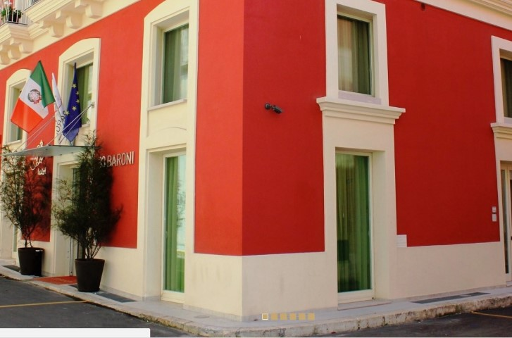 Hotel 33 Baroni (Gallipoli)